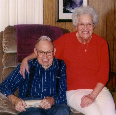 Mr & Mrs Nelson
