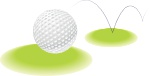 Golf ball for tournament